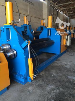 دستگاه نورد 2و2/5متر10و12میلیمتر در گروه خرید و فروش صنعتی، اداری و تجاری در آذربایجان شرقی در شیپور-عکس3