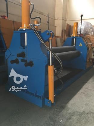دستگاه نورد 2و2/5متر10و12میلیمتر در گروه خرید و فروش صنعتی، اداری و تجاری در آذربایجان شرقی در شیپور-عکس5