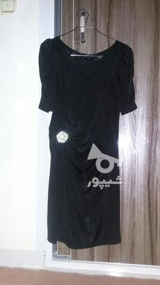 لباس مجلسی کوتاه سایزL در گروه خرید و فروش لوازم شخصی در تهران در شیپور-عکس1
