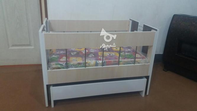 تخت گهواره در گروه خرید و فروش لوازم شخصی در لرستان در شیپور-عکس1