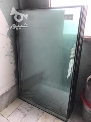8 عدد شیشه 2 جداره سایز 108 در 67 در گروه خرید و فروش خدمات و کسب و کار در تهران در شیپور-عکس1