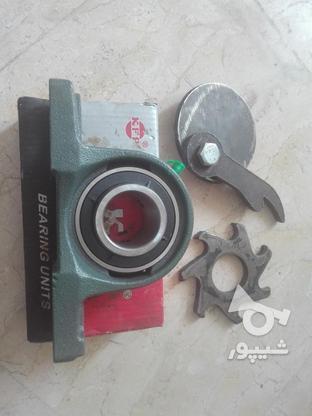 بلبرینگ چرخ چاه باخورشیدی و قفل ضامن در گروه خرید و فروش صنعتی، اداری و تجاری در تهران در شیپور-عکس1
