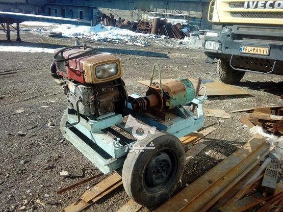 موتور استریم 22اسب بخار در گروه خرید و فروش صنعتی، اداری و تجاری در تهران در شیپور-عکس1