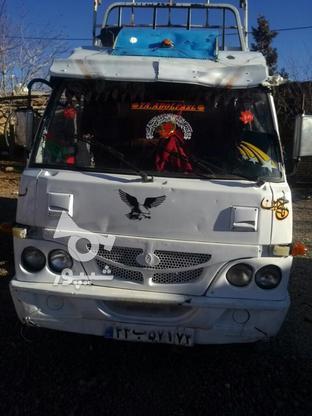 نیسان کامیونت کمپرس در گروه خرید و فروش وسایل نقلیه در فارس در شیپور-عکس1