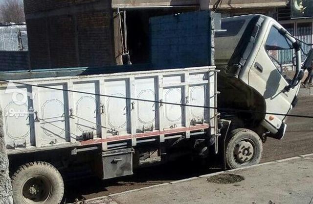 کامیونت الوندمدل92قیمت توافقی شش تن نیم در گروه خرید و فروش وسایل نقلیه در سمنان در شیپور-عکس1