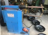 پرس جوش نقطه جوش60 کاوا ترکیه ای پنوماتیک در شیپور-عکس کوچک