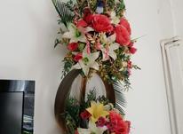 3تا گل مصنوعی زیبا  در شیپور-عکس کوچک