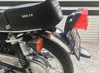 موتور احسان 200 صفر در شیپور-عکس کوچک