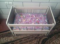 تخت نوزاد(گهواره ای6تکه) در شیپور-عکس کوچک