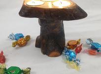جاشمعی ایستاده مدل قارچی  در شیپور-عکس کوچک