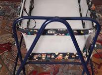 گهواره سالم با پشه بند و تور  در شیپور-عکس کوچک