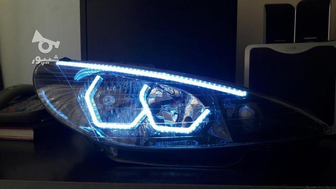 چراغ جلو اسپرت پژو طرح  2063D(کلی وجزئی) در گروه خرید و فروش وسایل نقلیه در تهران در شیپور-عکس3