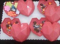 قلب سه بعدی در شیپور-عکس کوچک