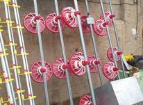 فروش ویژه دانخوری بشقابی اتومات و دستی.نو و دسته دو با نصب در شیپور-عکس کوچک