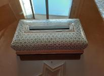 جعبه دستمال کاغذی خاتم  در شیپور-عکس کوچک