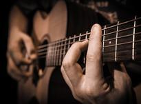 تدریس خصوصی گیتار در سبک پاپ و کلاسیک + آواز در شیپور-عکس کوچک