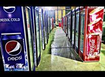یخچال فریزر ویترینی فروشگاهی ایستاده در شیپور-عکس کوچک