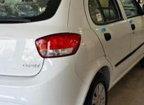 تیبا هاچ بک سفید فول  صفر در شیپور-عکس کوچک