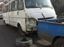 جرثقیل یدک کش امدادخودرو خودروبر در شیپور-عکس کوچک