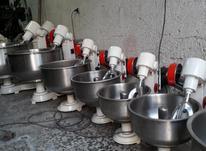 خمیرکن نانوایی وقنادی  در شیپور-عکس کوچک