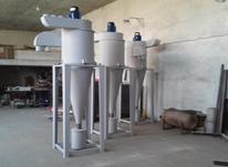 فیلتر صنعتی بک فیلتر سایکلون در شیپور-عکس کوچک