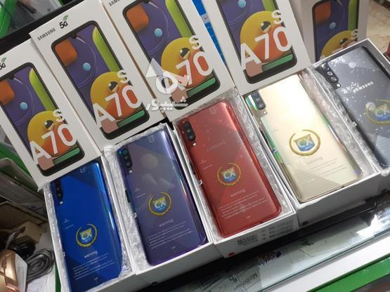 سامسونگ A70 s در گروه خرید و فروش موبایل، تبلت و لوازم در تهران در شیپور-عکس1