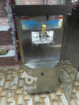 دستگاه بستنی در گروه خرید و فروش صنعتی، اداری و تجاری در کرمان در شیپور-عکس1