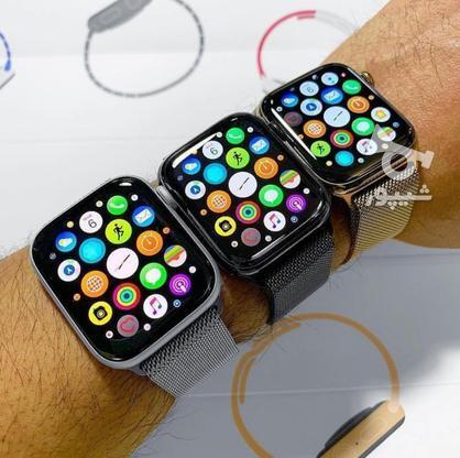 اپل واچ سری 5 ((طرح اصلی)) فول کُپــــی !!! در گروه خرید و فروش موبایل، تبلت و لوازم در تهران در شیپور-عکس1