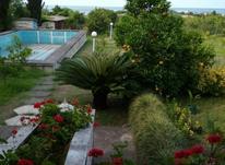فروش ویلای استخردار حیاط دار با ساحل اختصاصی در رامسر  در شیپور-عکس کوچک
