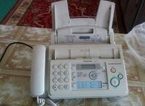 تلفن فکس و کپی مدل kx-fp701 در شیپور-عکس کوچک