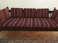 تخت سنتی چوبی در شیپور-عکس کوچک