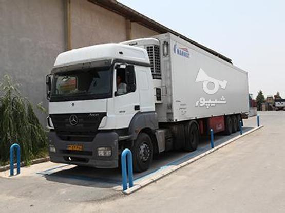 انواع باسکول جاده ای، باسکول 60 تن و 50 تن تریلی کش و کامیون در گروه خرید و فروش خدمات و کسب و کار در تهران در شیپور-عکس1