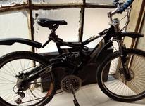 دوچرخه سایز26 معاویزه با تلویزیون همه چیز نوو سالیم دنده ای در شیپور-عکس کوچک