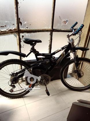 دوچرخه سایز26 معاویزه با تلویزیون همه چیز نوو سالیم دنده ای در گروه خرید و فروش ورزش فرهنگ فراغت در تهران در شیپور-عکس1