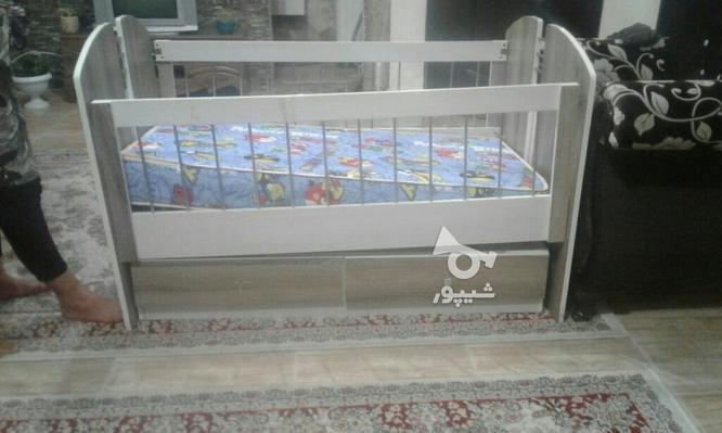 سرویس تخت و کمد بچه در گروه خرید و فروش لوازم شخصی در مازندران در شیپور-عکس1