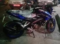موتور سیکلت پالس 200cc در شیپور-عکس کوچک