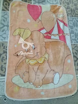 پتو بچگانه در حد نو  در گروه خرید و فروش لوازم شخصی در مازندران در شیپور-عکس1