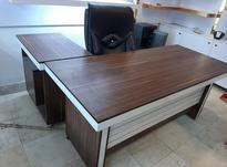 میز مدیریتی ام دی اف ال در شیپور-عکس کوچک