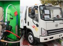 تعمیر سوزن کامیونت فاو FAW در شیپور-عکس کوچک