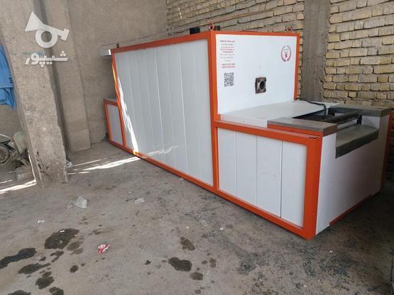 تنور پخت نان بلوری دستگاه نانوایی در گروه خرید و فروش صنعتی، اداری و تجاری در اصفهان در شیپور-عکس1