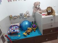فروش کمد و تخت کودک در شیپور-عکس کوچک