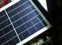 پنل خورشیدی به همراه پروژکتور 40 وات در شیپور-عکس کوچک