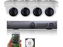پک 4 عددی دوربین مداربسته در شیپور-عکس کوچک