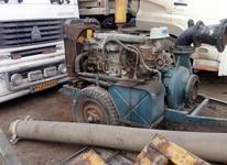 پمپ اب با موتور دیزل 12 اینچ در شیپور-عکس کوچک