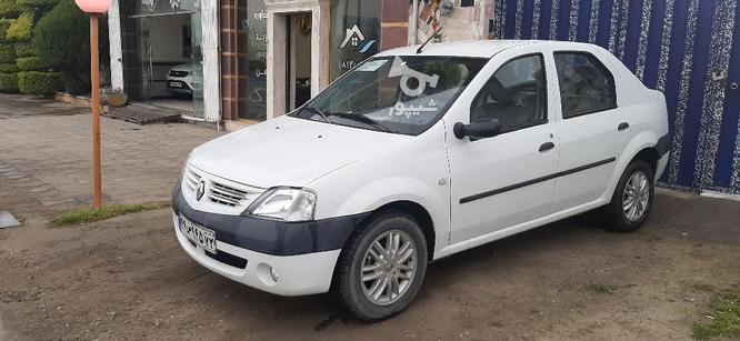 رنو تندر  90 1395 سفید در گروه خرید و فروش وسایل نقلیه در مازندران در شیپور-عکس1