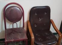 تعدادی صندلی آموزشی و اداری در شیپور-عکس کوچک