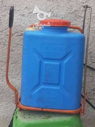 سمپاش 18 لیتری آنتیک اسپانیایی سالم  در گروه خرید و فروش صنعتی، اداری و تجاری در تهران در شیپور-عکس1