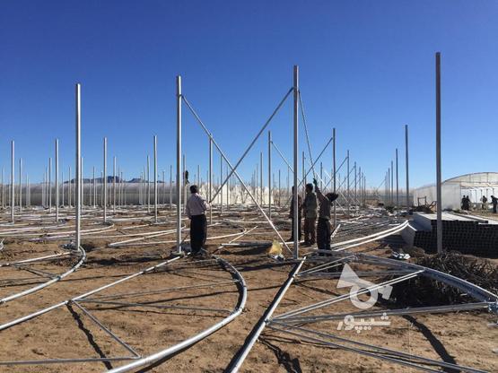گلخانه سازان اصفهان در گروه خرید و فروش خدمات و کسب و کار در اصفهان در شیپور-عکس1