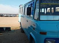 مینی بوس بنز مدل 67 معاوضه باهایندا در شیپور-عکس کوچک