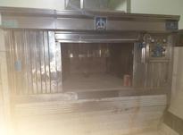 دستگاه نانوایی دوار تکنوپخت در شیپور-عکس کوچک
